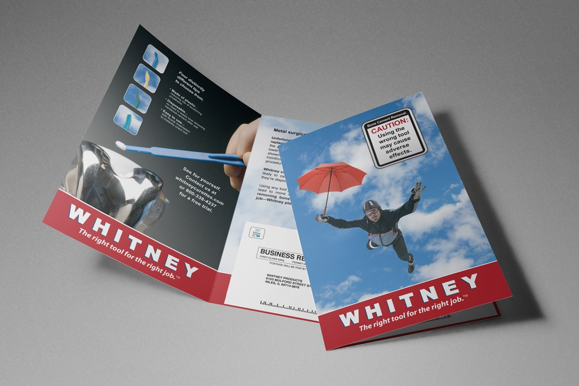 Whitney Curettes Direct Mail