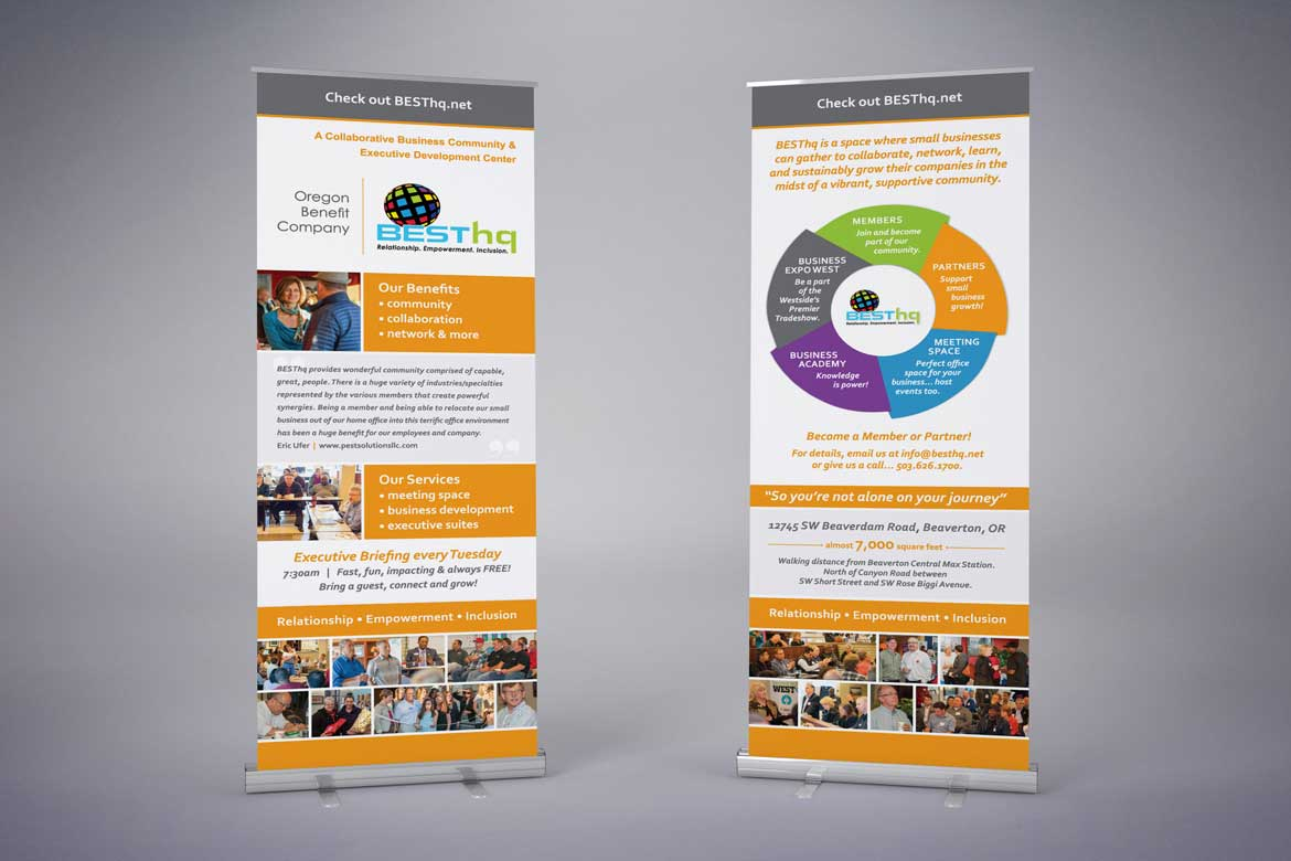 BESThq Tradeshow Banners