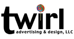 Twirl Advertising & Design, LLC Mobile Retina Logo